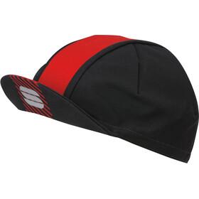 Sportful Bodyfit Pro Cap Herren black/red